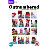 Outnumbered Series 4 Christmas Special DVD