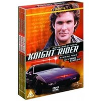 Knight Rider Series 4 DVD