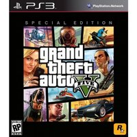 Ex-Display Grand Theft Auto GTA V (Five 5) Special Edition Game