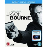 Jason Bourne Blu-ray   Digital Download