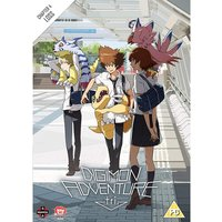 Digimon Adventure Tri The Movie Part 4 DVD
