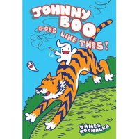 Johnny Boo Volume 7: Johnny Boo Goes Like This! Hardcover