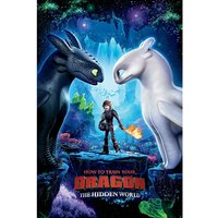 How To Train Your Dragon - One Sheet Maxi Poster