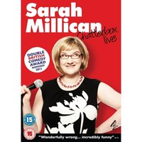 Sarah Millican - Chatterbox Live DVD