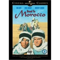 Road To Morocco DVD