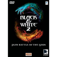 Black & White 2 Plus Battle Of The Gods Expansion Pack Game