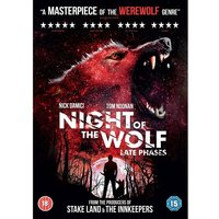 Night Of The Wolf: Late Phases DVD