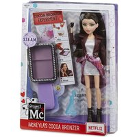 Project Mc2 Experiment with McKeyla's Cocoa Bronzer Doll
