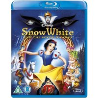 Disney Snow White and the Seven Dwarfs Blu-ray
