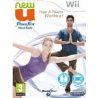 NewU Fitness First Yoga Pilates Workout Game
