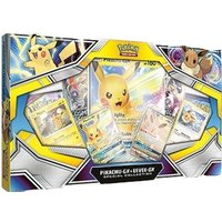 Pokemon TCG: Pikachu-GX & Eevee-GX Special Collection