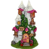 Honeysuckle Heights Fairy House