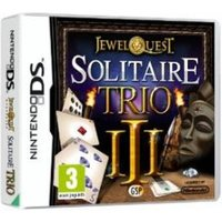 Jewel Quest Solitaire Trio Game