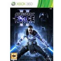 Ex-Display Star Wars The Force Unleashed II 2 Game