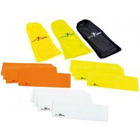Precision Yellow Rectangular Markers (Set of 10)