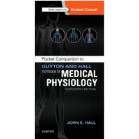 Pocket Companion to Guyton and Hall Textbook of Medical Physiology by John Hall (Paperback, 2015)