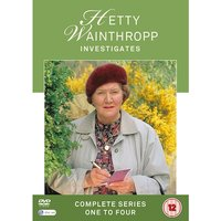 Image of Hetty Wainthropp Investigates - The Complete Series 1-4 DVD