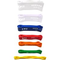Resistance Loop Band Crossfit, Exercise, Strength, Weight Training XFit (XX-Light to Heavy)