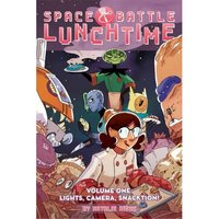 Space Battle Lunchtime, Volume 1: Lights, Camera, Snacktion!