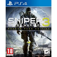 Sniper Ghost Warrior 3 Season Pass Edition PS4 Game