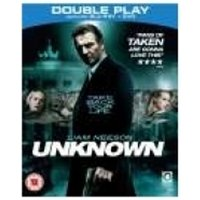 Unknown Double Play Blu-ray and DVD