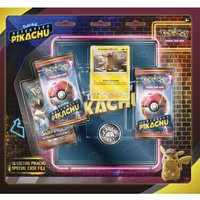 Pokemon TCG: Detective Pikachu Special Case File - Damaged Packaging