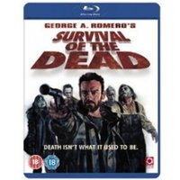 Survival Of The Dead Blu-Ray