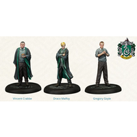 Harry Potter Miniatures Adventure Game Slytherin Students Expansion