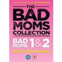 Bad Moms 1 & 2 DVD