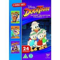 Ducktales Second Collection DVD