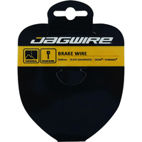 Jagwire Road Sport Brake Inner Pear Cables Teflon Coated Slick Stainless 1700mm  Campagnolo Pancake Singles (x10)