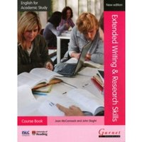 English for Academic Study: Extended Writing & Research Skills Course Book - Edition 2