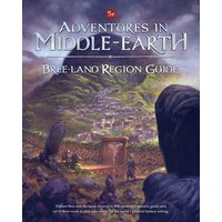 Adventures in Middle-Earth Bree-Land Region Guide Board Game
