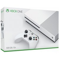 Damaged Packaging Microsoft Xbox One S 500GB Solus Console Used - Like New