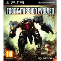 Front Mission Evolved Game