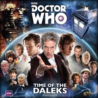 Ex-Display Doctor Who: Time of the Daleks Board Game Used - Like New