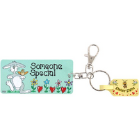 Pack of 6 Someone Special Key Rings