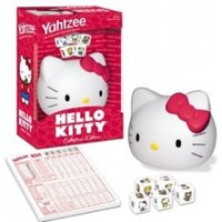 Yahtzee Hello Kitty Collector's Edition Game
