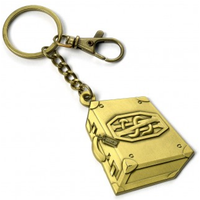NS Suitcase Keyring