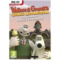 Wallace & Gromit Episodes 3 & 4 Game