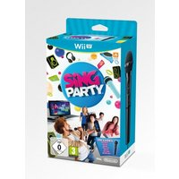 Sing Party Game & Microphone Wii U