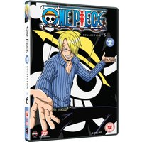 One Piece: Collection 6 DVD