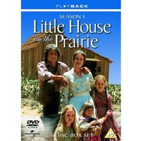 Little House On The Prairie: Season 1 Box Set DVD