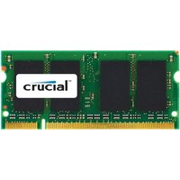 Crucial CT4G3S1339MCEU 4GB DDR3 1333 PC3-10600 SODIMM 204-pin for