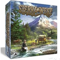 Sierra West Board Game