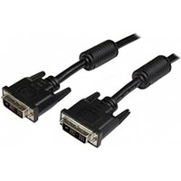 15 ft DVI-D Single Link Digital Video Monitor Cable - M/M