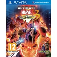 Ultimate Marvel vs Capcom 3 Game PS Vita
