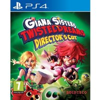 Giana Sisters Twisted Dreams Directors Cut PS4 Game