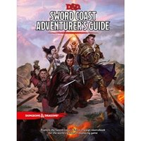 Dungeons & Dragons Sword Coast Adventure Guide