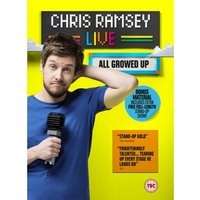 Chris Ramsey: All Growed Up DVD